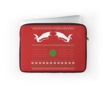 Hobbit: Ugly Christmas Sweater Laptop Sleeve