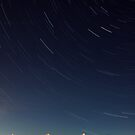 HooDoos & Star Trails by A.M. Ruttle