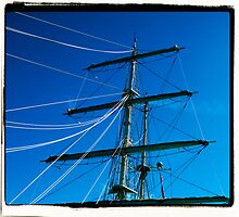 tall ships  by Tanya Day Photography
