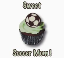 Soccer Mom Cupcake by tali