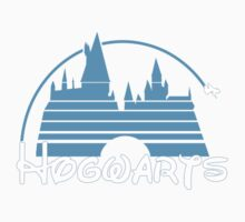 Hogwarts castle Kids Clothes