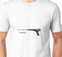 Laser pheeeew Unisex T-Shirt