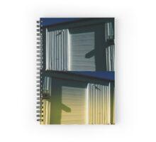 Industrial Park, Port Richey, FL Spiral Notebook