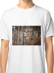 White-Tailed Buck Classic T-Shirt