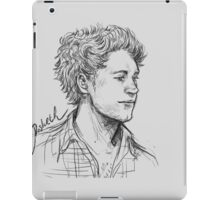 Horan iPad Case/Skin
