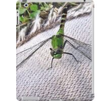Dragonfly Closeup iPad Case/Skin