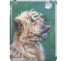 Cairn Terrier Fine Art Painting iPad Case/Skin