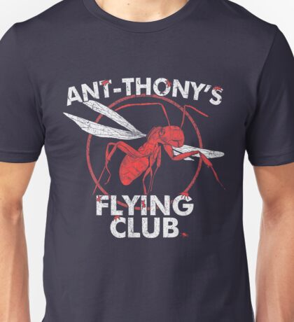 Ant Flying Club Unisex T-Shirt