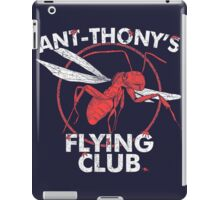 Ant Flying Club iPad Case/Skin