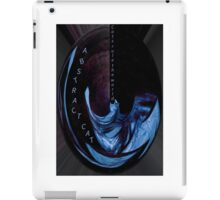 Abstract Cat- Cats Rule The World iPad Case/Skin