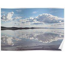 Lake Gairdner 4 Poster