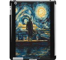 Starry Fall Sherlock iPad Case/Skin