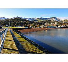 Akaroa. South Island, New Zealand. Photographic Print