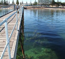 Ceduna Jetty by Cheryl Parkes