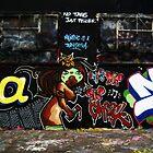 U.K. Street Art by BabyM2