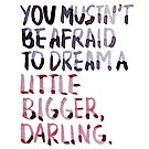 """Inception: """"Dream A Little Bigger"""" by dictionaried"""