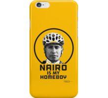 Nairo is My Homeboy : TDF Yellow iPhone Case/Skin