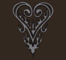Tattoo Heart  by BobbiFox