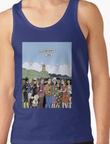 Hicksville Comics Beach Party T-Shirt