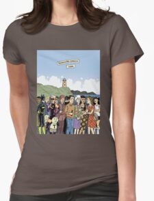 Hicksville Comics Beach Party T-Shirt
