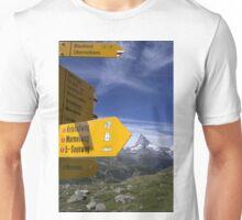 signboards Unisex T-Shirt