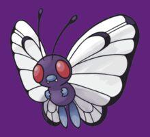 Butterfree Pokémon by Vortlas