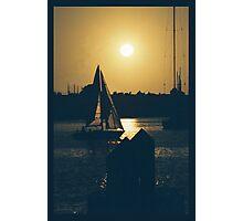 Marina Del Rey Photographic Print