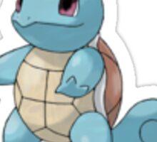 Squirtle Pokémon Sticker