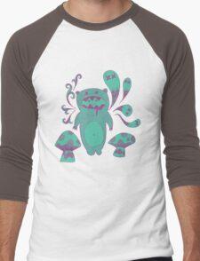 Indie Monster Men's Baseball ¾ T-Shirt