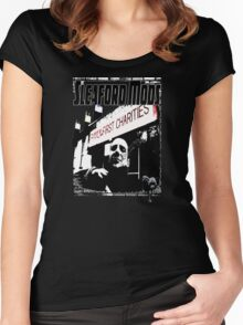 Sleaford Mods Women's Fitted Scoop T-Shirt