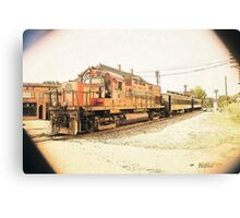 No.68 Northbound Canvas Print