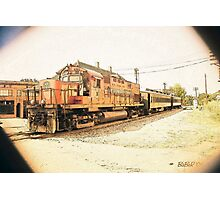 No.68 Northbound Photographic Print