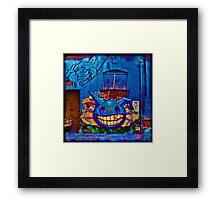 540 Framed Print