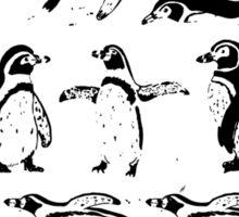 Penguin Crazy  Sticker
