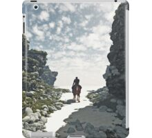 Out of the Desert iPad Case/Skin