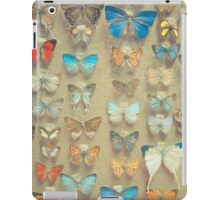 The Butterfly Collection II iPad Case/Skin