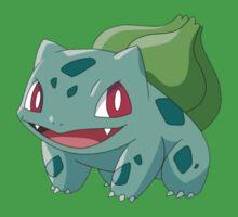 Bulbasaur Pokémon by Vortlas