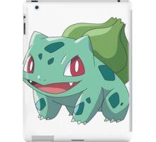 Bulbasaur Pokémon iPad Case/Skin