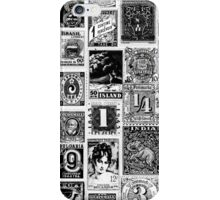 Letters from the world iPhone Case/Skin