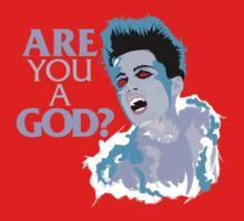 Are You A God? Kids Tee