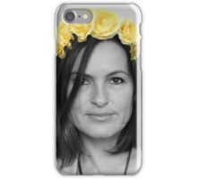 Mariska Hargitay iPhone Case/Skin