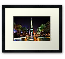 JEWEL OF THE NIGHT Framed Print
