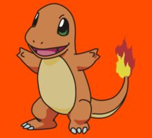 Charmander, Pokémon by Vortlas