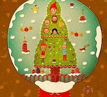 ho! ho! ho!  ~ Every time we love, every time we give, it's Christmas ~  Merry Christmas all! by Maheswari Janarthanan