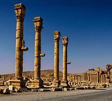 Pamyra Columns  by MarcW