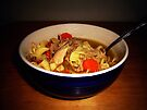 Turkey Noodle Soup by Susan S. Kline