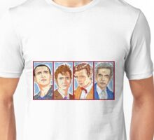 The Four Doctors Unisex T-Shirt