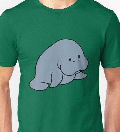 Manatee geek funny nerd Unisex T-Shirt