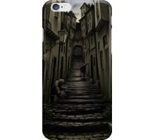 Rue d'Auseil iPhone Case/Skin