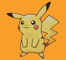 Pikachu Pokémon by Vortlas